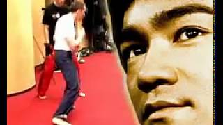 Tommy Carruthers Interview & Demonstration Seminar in Russia