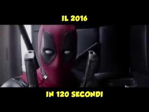 TUTTO IL 2016 IN POCHI MINUTI....