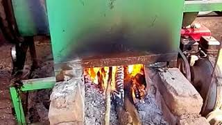 Muri bhaja machine