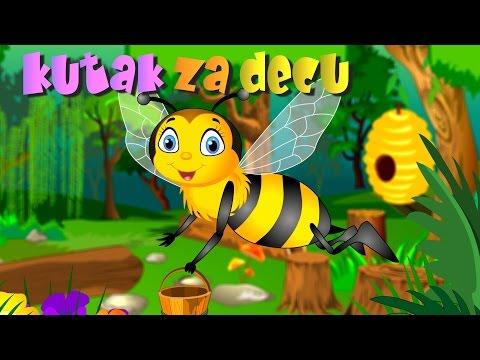 Pčelice (bzz bzz) / The Bees (buzz buzz) - 2016