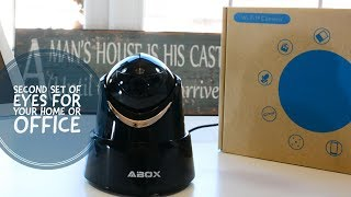 Best Amazon Wifi Camera ABOX HD - 1080P Smart Motion & Only $60