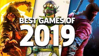 Best Games Of 2019 (So Far) Montage
