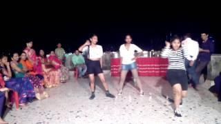 Shreya group dance 2017