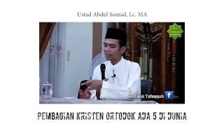 KRISTEN ORTODOK ADA LIMA DI DUNIA OLEH USTAD ABDUL SOMAD360p
