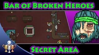 Hotline Miami 2 Wrong Number - The Bar of Broken Heroes - Secret Bonus Cut Scene w/ Biker