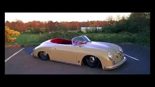 James Munro's Porsche 356 Speedster Replica - #LIFEONAIR