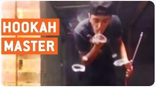 Awesome Hookah Tricks | Hookah Master