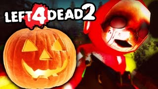 TELETUBBY ZOMBIES! | Left 4 Dead 2 ( Halloween Mods) Funny Moments