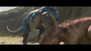 Walking With Dinosaurs - Brave triceratopses