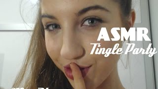 ASMR ~Slow~ Ear Eating//Kisses//Soft Whispers (Tingle Party #2)