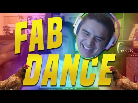 FabDance - Try Not to Laugh!!!