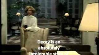 The Suicide of Mme.Laura Albuquerque Figueroa- Glória Menezes, 1990 (English subtitles) Part 1