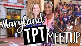 Maryland TPT Meetup | Teacher Summer Series Ep 19