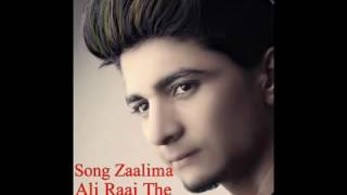 Zaalima | Waqar Ex Feat Ali Raaj | Speed Records