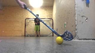 Floorball Tricks And Snipes