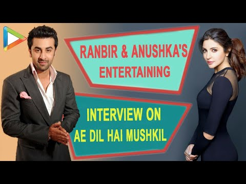 Xxx Mp4 Ranbir Kapoor Anushka Sharma Ae Dil Hai Mushkil Full Interview Aishwarya Rai Bachchan 3gp Sex