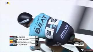 تألق أوكراني في المرحلة الجديدة من بطولة العالم للدراجات