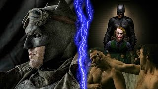 BATMAN'S FIGHTING STYLE Finally Revealed! | NINJA Keysi Martial Arts, Brawler Training REGIMEN☯
