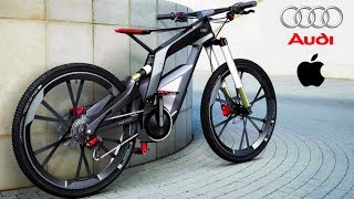 5 UNIQUE SMART BICYCLE INVENTION ▶ You Can Control With SmartPhone
