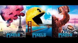 PIXELS RAP- Invacion de pixeles  - Lucario xd