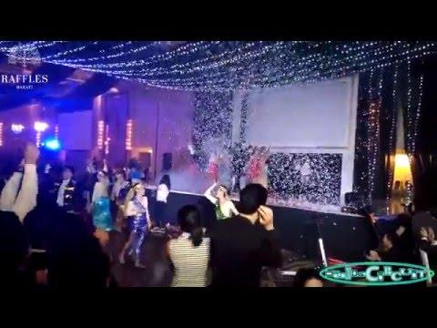 ½kg Confetti @ Raffles Makati by Funk Circuit