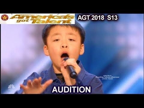 "Xxx Mp4 Jeffrey Li 13 Years Old Sings ""Raise Me Up"" Simon Will Give Him A DOG America S Got Talent 2018 AGT 3gp Sex"