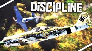 Beauty in Discipline - Fw 190 D13 - War Thunder RB Gameplay