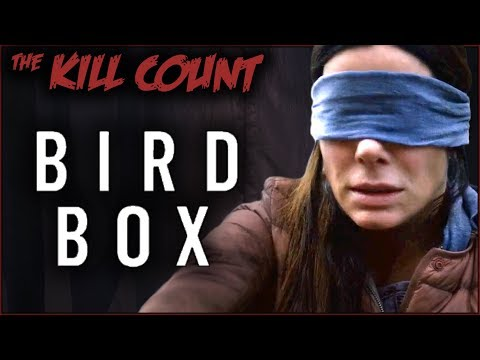 Bird Box 2018 KILL COUNT