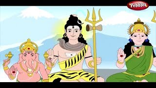 Ganesh Chaturthi Special | Ganesha Stories in Hindi For Children | Bal Ganesh Hindi Stories Kids