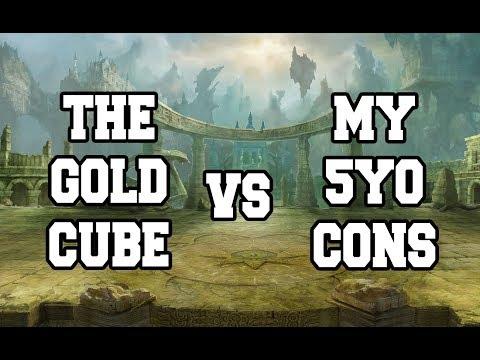 Xxx Mp4 The Gold Cube Vs My 5yo Concentrates 3gp Sex