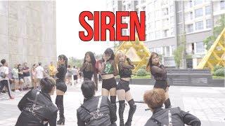"[4K][KPOP IN PUBLIC CHALLENGE] 선미 (SUNMI) ""사이렌 (Siren)"" | Dance Cover | B.K.A.V"