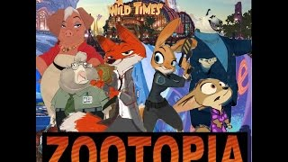 ZOOTOPIA: (Wild Times of the Tame Collar)