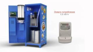 Veone: карточка товара вендинг автомата серии МИКС