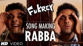 Fukrey Rabba Song Making | Pulkit Samrat, Manjot Singh, Ali Fazal, Varun Sharma