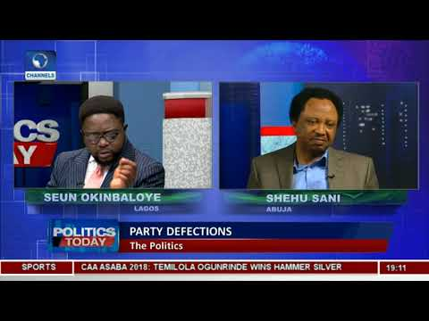 Tread Softly Sani Cautions On Saraki s Removal Speaks On His Allegiance To APC Politics Today