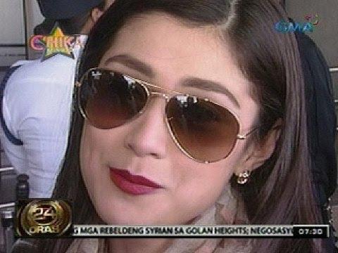 24 Oras: Carla Abellana at Mikael Daez, pupunta sa Cambodia para sa anniversary ng TV Station