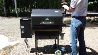Green Mountain Grill Daniel Boone Assembly Video