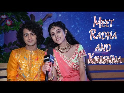 Xxx Mp4 Sumedh And Mallika Excited For Their Show RadhaKrishn 3gp Sex