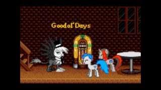 Living Tombstone, Mic the Microphone & JackleApp: Good ol' Days (Sega Genesis Mix + NES Mix)