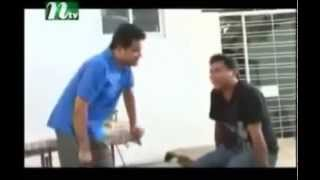 FNF Bangla Natok  Funny Clip on NTV