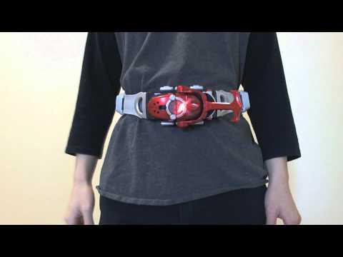 1080p DX Kabuto Zecter Demo Kamen Rider Kabuto