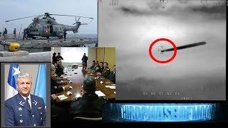 WOW!! Groundbreaking Navy UFO Video!! UFOlogist Stunned! Shocking PROOF! 2017