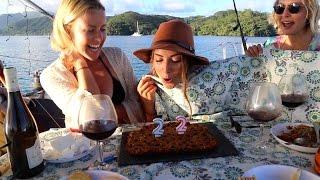 It's my Party in Paradise! (Sailing La Vagabonde) Ep. 58