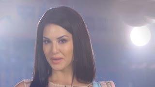 Hot Sunny Leone On The Sets Of 'Bhabi Ji Ghar Par Hai!' | #TellyTopUp