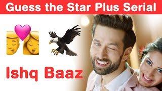 Star Plus Serials Emoji Challenge! Guess Hindi TV Series