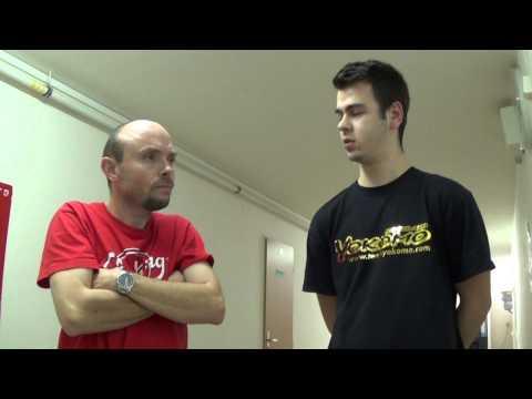 Interview Zdenko Kunak - Winter Race Morava 25.1.2014