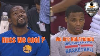 """NBA """"We Are Not Friends"""" Moments"""
