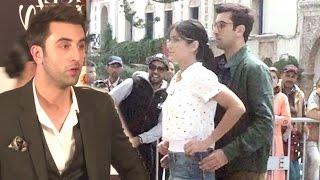 Ranbir Kapoor On Working With Ex Gf Katrina Kaif In Jagga Jasoos