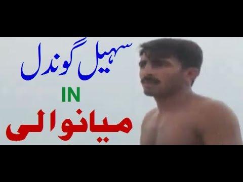 Sohail Anwar Gondal in Mianwali - new open kabaddi match