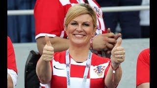 حمدي الوزير يكشف عن رأيه في رئيسة كرواتيا .. زعلت لزعلها